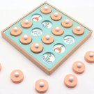 Memory Match Chess Game 3D Puzzles Wooden Early Educational Family Party