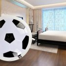Soccer Toys for Children Flyball Colorful LED Lights Air Power Football Flying Ball