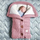 Thicken And Widen Baby Sleeping Bag