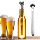 Wine Bottle Cooler Stick Stainless Steel Wine Cooling Rod