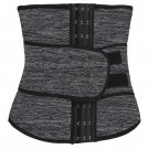 Rubber Buckle Corset Waistband Sports and Fitness Corset