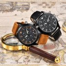 Men's watch outdoor explosion Bunya leather manufacturers selling a sells leather sports