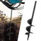 Charging Garden Screw Twist Pit Drill Bit