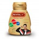 Revital H for Men with Multivitamins,Calcium, Zinc & Natural Ginseng , 60 Capsules