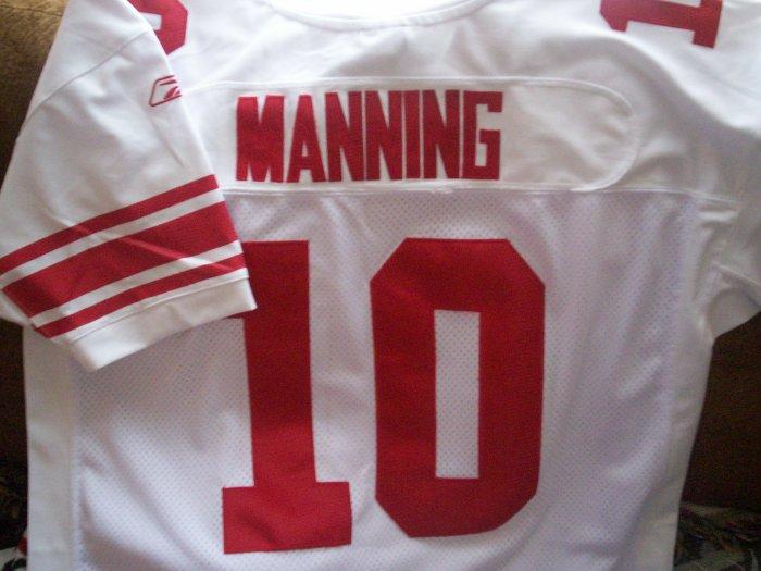 Eli Manning Superbowl Jersey