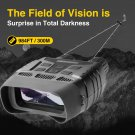 Night Vision Goggles Binoculars - Digital Infrared Night Vision