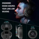 Gaming Headset for PS4, Xbox One, PC Headset w/Surround Sound, Noise Canceling