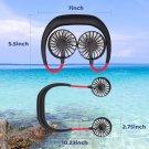 Portable Neck Fan,Hands Free Personal Rechargeable Fan Handheld