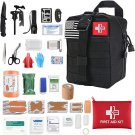 Homestock+ Portable First Aid Kit for Car Outdoor Travel 7 Types
