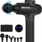 Massage Gun for Athletes, Portable Body Muscle Massager Professional