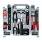 129pcs Tool Set Mechanics Household tool Kit With Case Box