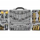 205 Mechanics tool set contains the most useful and essential tools