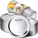 Canning Lids Regular Mouth 60-Pcs for Ball