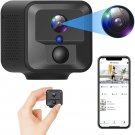 Mini Spy Camera WiFi Wireless Hidden Cameras Full HD 1080P