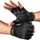 Workout Gloves for Men 2021 Latest, [Full Palm Protection] [Ultra Ventilated] Weight Lifting Gloves