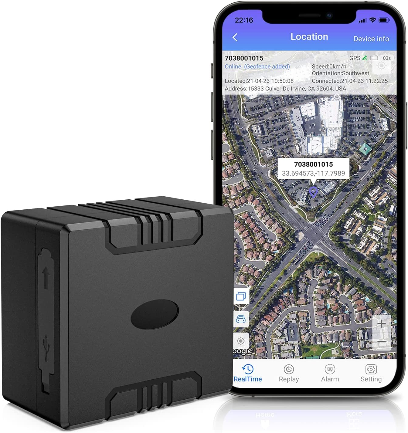 4G LTE GPS Trackers. SuperTracker Full USA Coverage