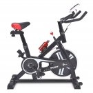 Exercise Bike Fitness Cycling Bicycle Cardio Home Sport Gym Training Black