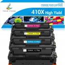 Compatible Toner Cartridge Replacement for HP 410X CF410X CF411X CF412X CF413X