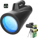Monocular Telescope Zoom 12X42 HD with Night Vision