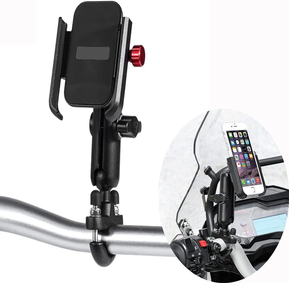 Motorcycle Bike Phone Holder 360°Rotation