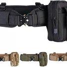 Battle Belt Set War Belt Tactical