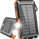Solar Charger 20000mAh Portable Solar Power Bank