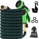 Expandable Garden Hose 50 Feet with 10 Functions Nozzle
