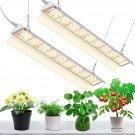 Grow Light 2FT 80W (2×40W) Full Spectrum LED Grow Light