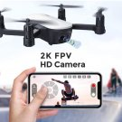 Drone with 2K Camera WiFi HD Live Video RC Foldable Quadcopte