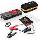 21800mAh Portable Car Jump Starter, Auto Battery Booster Pack