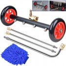Undercarriage Pressure Washer  Water Broom