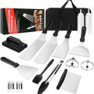16pcs Flat Top Grill Accessories Set for Blackstone and Camp Chef