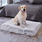 Pet Bed Waterproof Mattress with Removable Washable Cover
