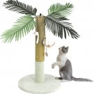 Palm Tree Cat Scratching Post for Indoor Cats