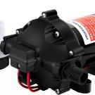 Water Pressure Diaphragm Pump DC 12V Self Priming Water Pump