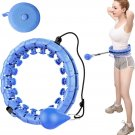 Weighted Hula - Hoop for Exercise Smart Fitness Hoola Hoops