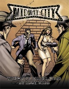Midway City RPG Role Playing Game *Brand New*