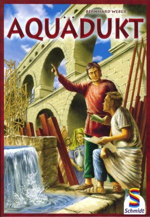 Aquadukt Board Game