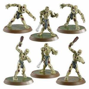 Heroscape Expansion Set - Zombie Horde
