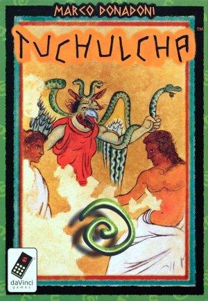 Tuchulcha Board Game