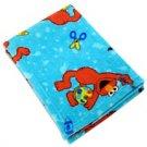 Sesame Street - Plush Elmo Blanket