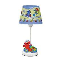 Sesame Beginnings - Away We Go Lamp
