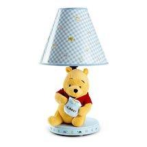 Disney - Winnie the Pooh Plush Lamp