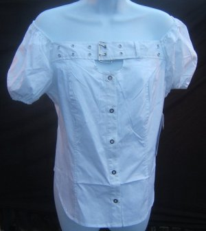 Trendy Plus Size Shirt Size 1X