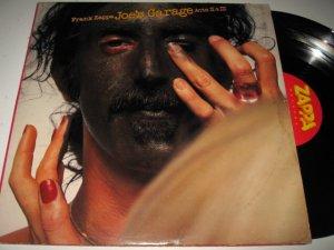 Frank Zappa - Joe's Garage Acts II and III - Double Vinyl LP