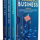 E-Commerce Business: 3 Books in 1: The Ultimate Guide to Make Money Online...PDF.