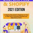 DROPSHIPPING SHOPIFY eCOMMERCE 2021/PDF