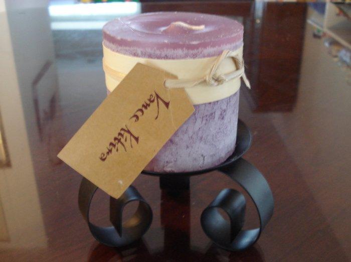 """3 1/4 """" x 3 """" VANCE KITIRA Timber Pillar Candle"""