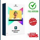Wandershare Filmora X Videos Editor 4K HD for windows Lifetime. Fast Delivery