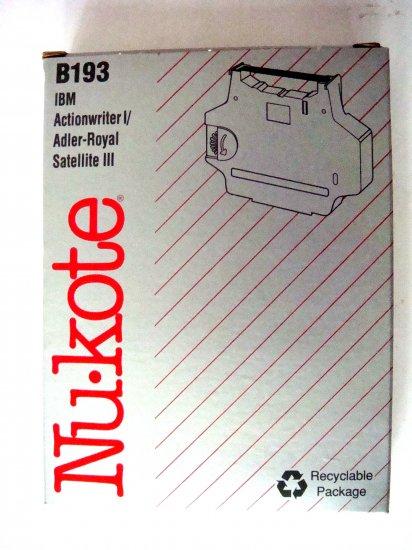 Adler Nu-Kote Correctable Typewriter Ribbon 246 1o4